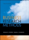 Business Research Methods - Book