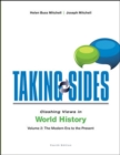 Taking Sides: Clashing Views in World History, Volume 2: The Modern Era to the Present - Book