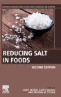 Reducing Salt in Foods - Book