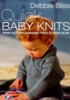 Quick Baby Knits - Book