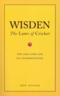 Wisden's The Laws Of Cricket - Book