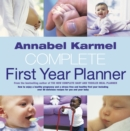 Annabel Karmel's Complete First Year Planner - Book