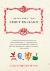 I Never Knew That About England - Book
