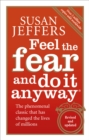 Feel The Fear And Do It Anyway - Book