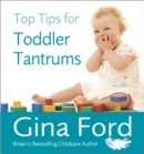Top Tips for Toddler Tantrums - Book