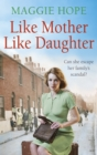 Like Mother, Like Daughter - Book