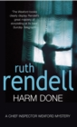 Harm Done : (A Wexford Case) - Book
