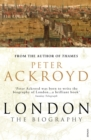 London : The Biography - Book