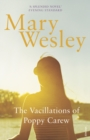 The Vacillations Of Poppy Carew - Book