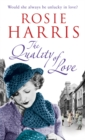 The Quality of Love - Book