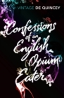 Confessions of an English Opium-Eater - Book