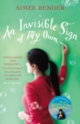 An Invisible Sign of My Own - Book