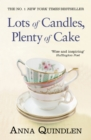 Lots of Candles, Plenty of Cake - Book