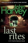 Last Rites : (Resnick 10) - Book