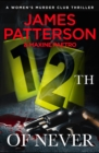 12th of Never : A serial killer awakes... (Women's Murder Club 12) - Book