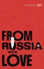 From Russia with Love - Book
