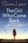 The Girl Who Came Back - Book
