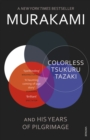 Colorless Tsukuru Tazaki and His Years of Pilgrimage - Book