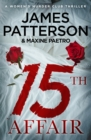 15th Affair : The evidence doesn't lie... (Women's Murder Club 15) - Book
