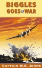 Biggles Goes to War - Book