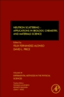 Neutron Scattering - Applications in Biology, Chemistry, and Materials Science : Volume 49 - Book