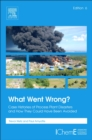 What Went Wrong? : Case Histories of Process Plant Disasters and How They Could Have Been Avoided - Book