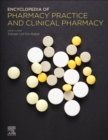 Encyclopedia of Pharmacy Practice and Clinical Pharmacy - Book