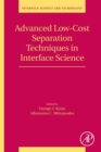 Advanced Low-Cost Separation Techniques in Interface Science : Volume 30 - Book