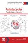 Palladacycles : Catalysis and Beyond - Book