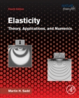 Elasticity : Theory, Applications, and Numerics - Book
