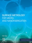 Surface Metrology for Micro- and Nanofabrication - eBook