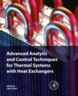 Advanced Analytic and Control Techniques for Thermal Systems with Heat Exchangers - eBook