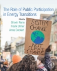 The Role of Public Participation in Energy Transitions - Book
