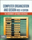 Computer Organization and Design RISC-V Edition : The Hardware Software Interface - Book
