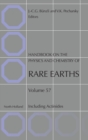 Handbook on the Physics and Chemistry of Rare Earths : Including Actinides Volume 57 - Book