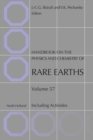 Handbook on the Physics and Chemistry of Rare Earths : Including Actinides - eBook