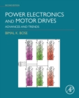 Power Electronics and Motor Drives : Advances and Trends - Book