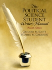 The Political Science Student Writers Manual - Book