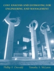 Cost Analysis and Estimating for Engineering and Management - Book