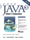 Core Java 2 : Fundamentals v. 1 - Book