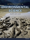 Introduction to Environmental Science : Earth and Man - Book