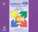 Longman Preparation Course for the TOEFL Test: iBT: Audio CDs - Book