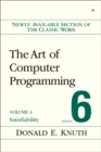 The Art of Computer Programming, Volume 4, Fascicle 6 : Satisfiability - Book
