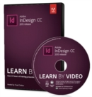 Adobe InDesign CC Learn by Video (2015 release) - Book