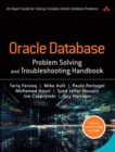 Oracle Database Problem Solving and Troubleshooting Handbook - Book