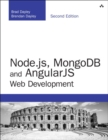 Node.js, MongoDB and Angular Web Development : The definitive guide to using the MEAN stack to build web applications - Book