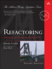 Refactoring : Improving the Design of Existing Code - Book