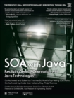 SOA with Java (paperback) : Realizing ServiceOrientation with Java Technologies - Book