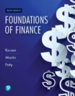 Foundations of Finance [RENTAL EDITION] - Book