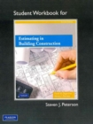 Student Workbook for Estimating in Building Construction - Book